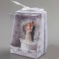 Свадебная фигурка 8 см,свадебные статуэтки