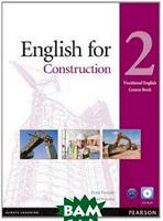 Frendo Evan English for Construction 2. Coursebook (+ CD-ROM)