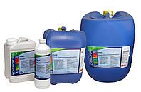 Flisan (жидкий) 1 л - Высокоактивный очиститель от жировых, маслянистых, сажевых и других загрязнений.
