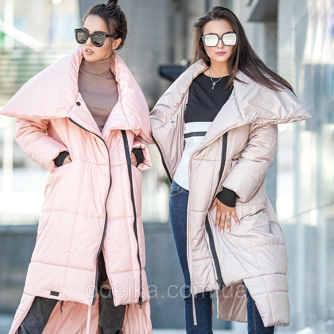 Пальто одеяло Клайд зимнее (6 цв), пуховик, от производителя, зимнее пальто, дропшиппинг