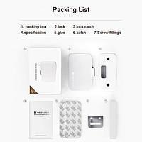 Розумний замок Xiaomi MIjia YEELOCK Drawer Cabinet Lock, фото 7