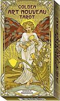 Golden Art Nouveau Tarot / Золотое Таро Ар-Нуво