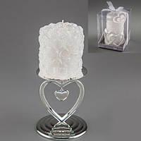Свадебная свеча Kayla,свадебные аксессуары