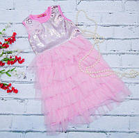 Фатинова сукня на дівчинку, 1 год , рожева
