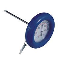Термометр для бассейна круглый, диам.17 см