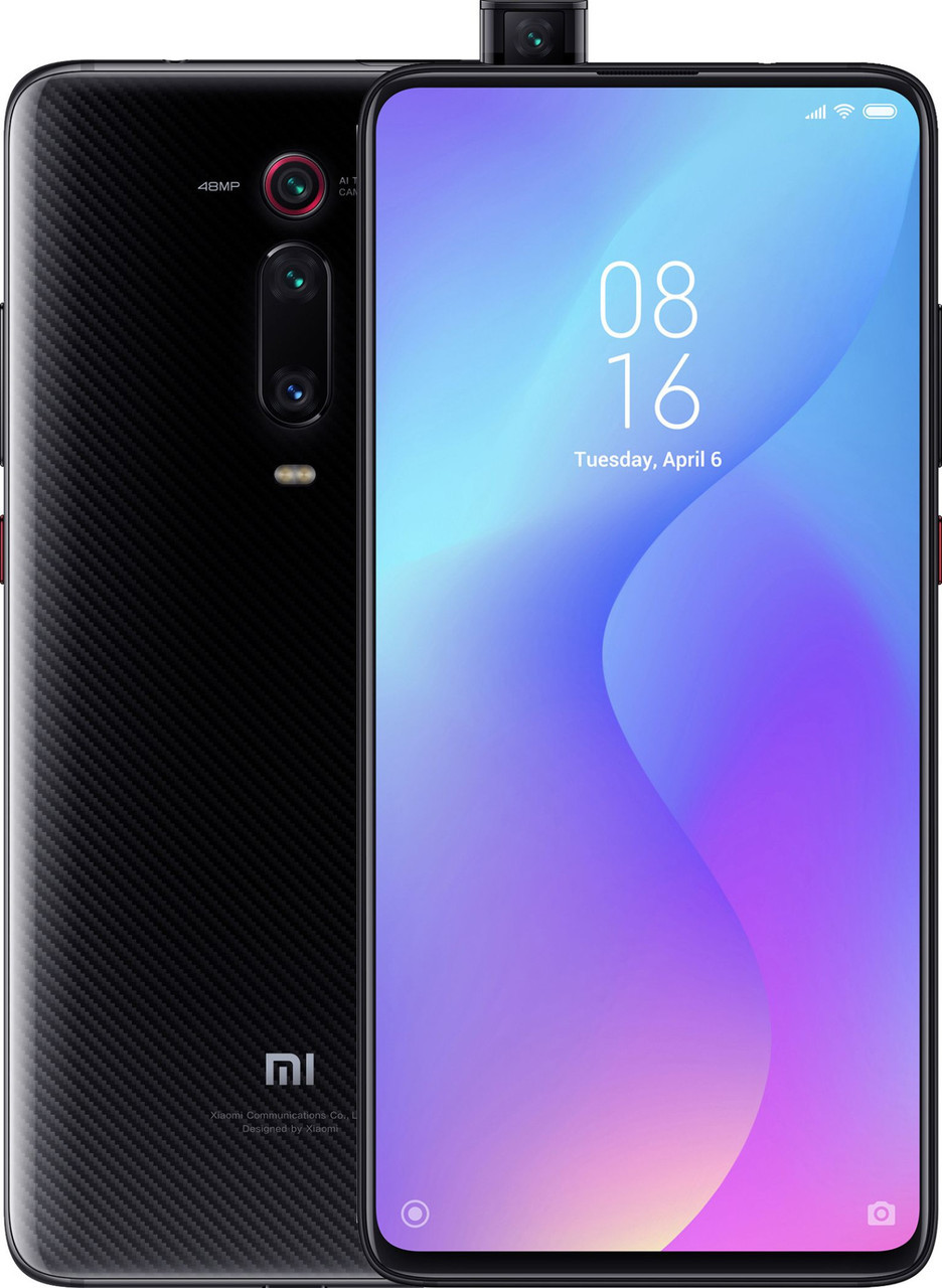 Смартфон Xiaomi Mi 9T 6/128GB Carbon Black
