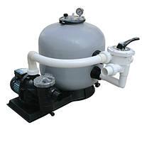 Фильтрационная установка EMAUX, серии FSB (FSB 450, 8.1 м. куб./час)