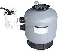 Стекловолоконный фильтр EMAUX с боковым подключением серии S (S700 , 19,5 м. куб./ч)