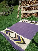 Ліжник з натуральної овечої шерсті, 2*2,5 м