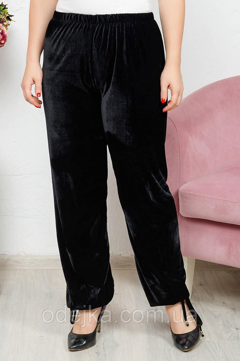 Спортивные брюки велюр