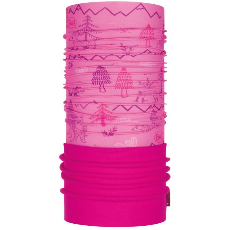 Бафф Buff Baby Polar woods pink magenta