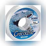 Зимняя леска Jaxon Crocodile Winter 50м