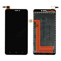 Дисплей Lenovo S850 з сенсорним екраном Black (High Copy)