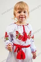 Детское вышитое платье Зоряна