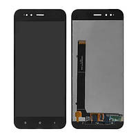 Дисплей Xiaomi Mi A1 з сенсорним екраном Black (High Copy)
