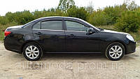 Дефлектора окон Chevrolet Epica II Sd 2006/Chevrolet Evanda 2004-2006