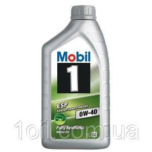 Масло моторне Mobil 1 ESP 0W-40 1L