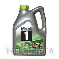 Масло моторное Mobil 1 0W-20 4L