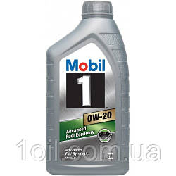Масло моторное Mobil 1 0W-20 1L