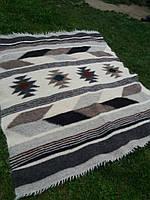 Ліжник-коврик з натуральної овечої шерсті, 2*2,2 м