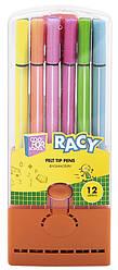 "Фломастеры ""Racy"" 12цветов CF15210 Cool For School"