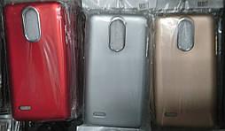 Чехол TPU для LG K8 K350 3 цвета