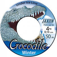 Леска Jaxon Crocodile Winter 50m 0.10мм