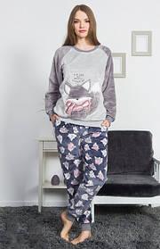 Пижамы теплые
