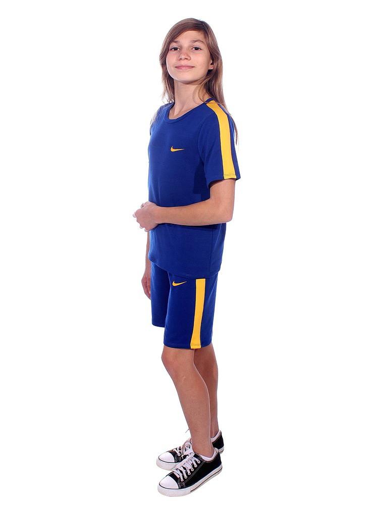 Спортивный костюм на заказ с шортами