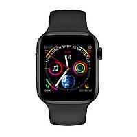 Умные смарт часы с тонометром SMART WATCH W34, фото 1
