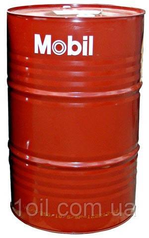 Масло трансмиссионное Mobil DELVAC SYN GEAR OIL 75W-140 208л