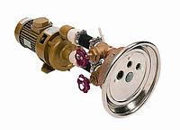Противотечение Pahlen Jet Swim 1200 - 54 м3/час,400В,2,2 кВт,комплект под бетон (устройство встречного течения