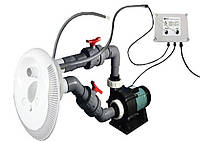 Противоток Emaux (устройство встречного течения)(на базе насоса AFS40, макс. производ. 75м3/час, полный компл), фото 1