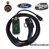 Зарядное устройство для электромобиля Ford C-Max Energi AutoEco J1772-16A Wi-Fi, фото 1
