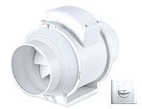Канальный вентилятор ПВК 125