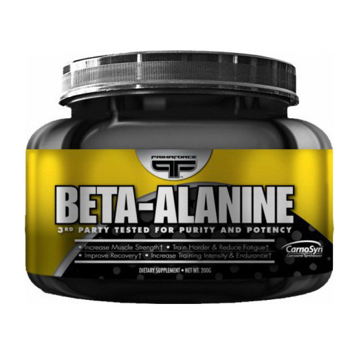 Beta-Alanine (200 g, unflavored) PrimaForce