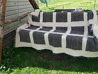 Ліжник- коврик  з натуральної овечої шерсті, 1,5*2,2 м