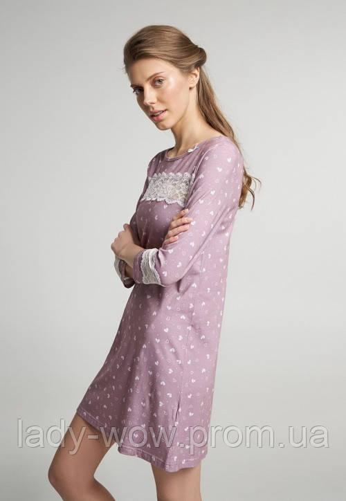 Ночная сорочка женская ELLEN  Размер M