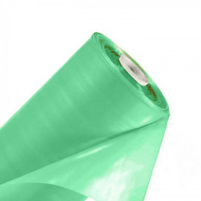Тепличная пленка 130 мкм 6х50м стабилизатор 36 мес. зеленый