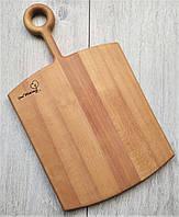 Доска кухонная деревянная, разделочная  из массива бука