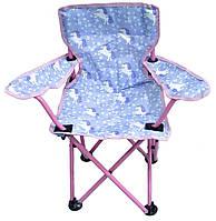 Кресло раскладное Паук XS MH-3085 38х38х60 см, единорог, фото 1