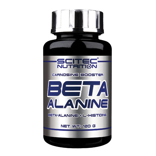 Beta Alanine (120 g, unflavored) Scitec Nutrition
