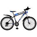 24' Велосипед SPARK LACE, рама - Сталь, фото 2
