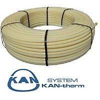 Труба Kan-therm 14x2 PE-Xc (VPE-c) с антидиффузионной защитой