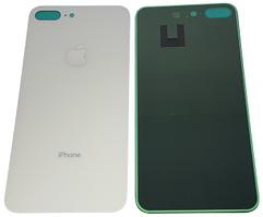 Стекло задней крышки для Apple iPhone 8 Plus, белое Orig