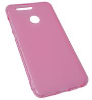 Чехол для Huawei Nova 2 Plus силиконовый Pink