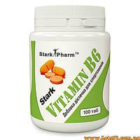 Витамин B6 100 таблеток по 50мг (Stark Pharm Vitamin B6, витамин Б6, пиридоксин)