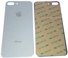 Стекло задней крышки для Apple iPhone 8 Plus, белое