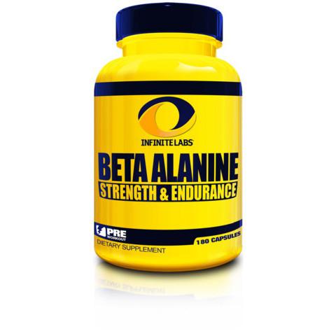 Beta Alanine (180 caps) Infinite Labs
