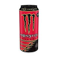 Газированный энергетический напиток Monster Lewis Hamilton 500мл
